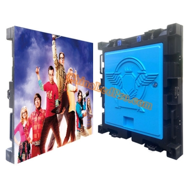 P5 SMD Indoor Rental LED Screen Wall Panel 640 x 640mm
