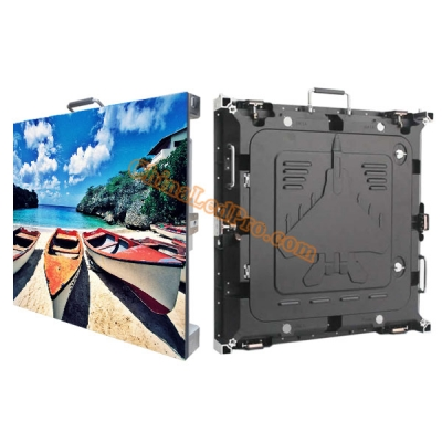 P8 Outdoor SMD Rental LED Display System 640 x 640mm