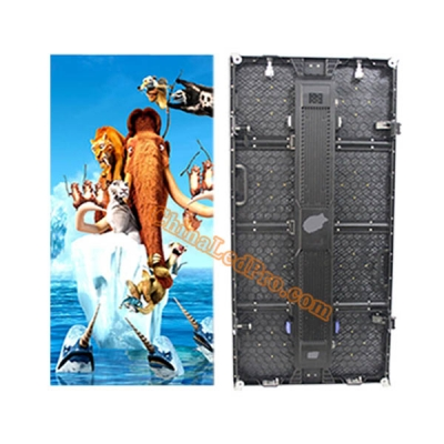 P3.91 Indoor Rental LED Display Screen 500 x 1000mm