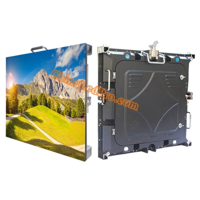 P6 SMD Outdoor Rental LED Display Panel 576 x 576mm
