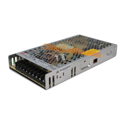 MeanWell LRS-200-5 Thin LED Power Supply 5V 40A 200W