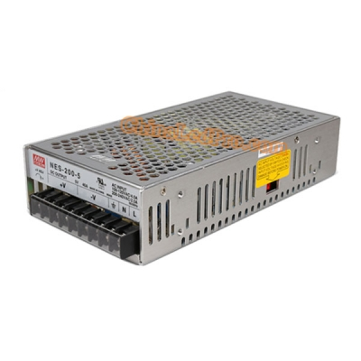 MeanWell NES-200-5 200W LED Display Power Supply