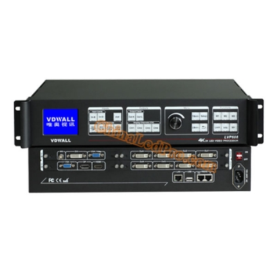 Vdwall LVP6081 4K 2K HD LED Video Processor