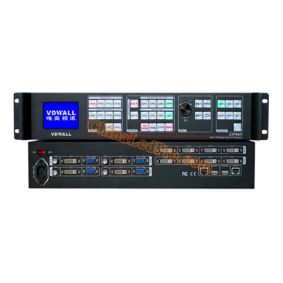 Vdwall LVP8601 Multi-Windows LED Sync Processor