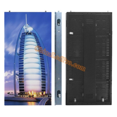P8.92 SMD Outdoor LED Curtain Display Wall 500 x 1000mm