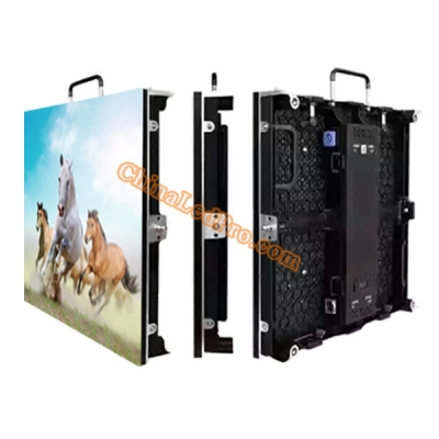 P4.81 Outdoor SMD Rental LED Display Cabinet 500 x 500mm [CLP-OSRP4.81MM]