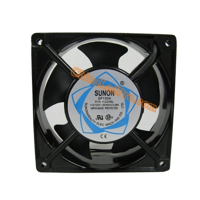 Sunon 110V LED Display Cooling Fan 1123HS